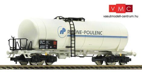 Fleischmann 547205 Tartálykocsi fékállással, négytengelyes RHÔNE-POULENC, SNCF (E4-5) (H0