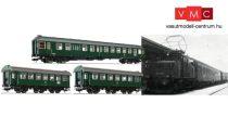 Fleischmann 566484 Személyvonat-készlet vezérlőkocsival, Murnau - Oberammergau, DB (E4) - D