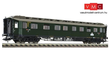 Fleischmann 568203 Személykocsi, négytengelyes BC 4ü w (ABC 4ü pr 09), 2./3. osztály, DB (