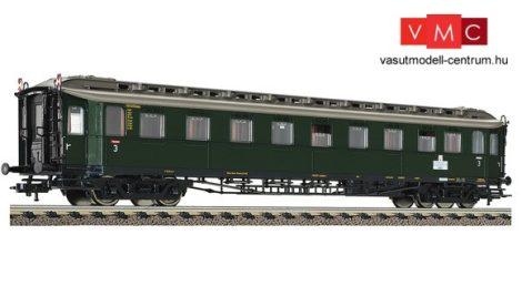 Fleischmann 568304 Személykocsi, négytengelyes C 4ü (C4ü pr08), 3. osztály, DB (E3) - zár
