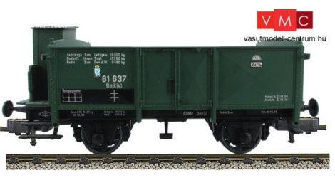Fleischmann 591202 Offener Güterwagen Bauart Omk[u], K.Bay.Sts.B.
