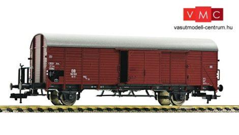 Fleischmann 593902 Fedett teherkocsi fékállással, Gl11, DB (E3)