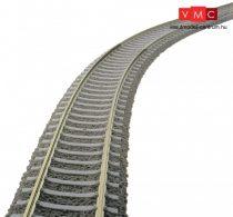 Fleischmann 6109 Flexibilis betonaljas ágyazatos sín, 800 mm - Fleischmann Profi