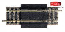 Fleischmann 6110 Állítható hosszúságú egyenes sín, 80-120 mm - Fleischmann Profi