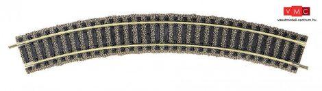 Fleischmann 6120 Íves sín, R1 36° - Fleischmann Profi