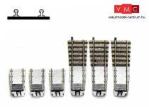 Fleischmann 6153 Fordítókorong kiegészítő sínek (6152) - Fleischmann Profi