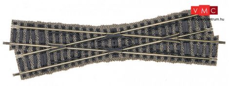 Fleischmann 6163 Keresztezés, 18°, 200 mm, jobbos - Fleischmann Profi