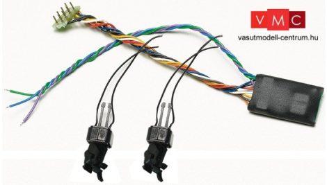 Fleischmann 651581 Digitális dekóder 2 db digitális kuplunggal, DCC