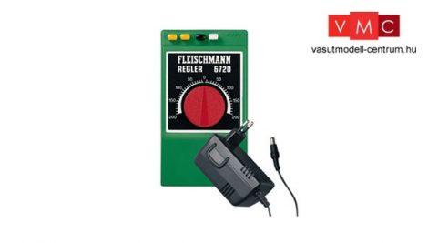 Fleischmann 6725 Transzformátor adapterrel - DC