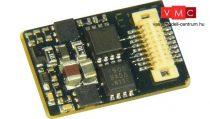 Fleischmann 685101 Mozdonydekóder, NEXT18 foglalathoz (ZIMO MX618N) (N)