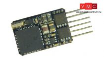 Fleischmann 686101 Mozdonydekóder, 6-tűs (NEM 651) foglalathoz (ZIMO MX622N) (N)