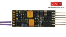 Fleischmann 687701 Hangdekóder, 6-tűs (NEM 651) foglalathoz ZIMO MX649N (N/TT)