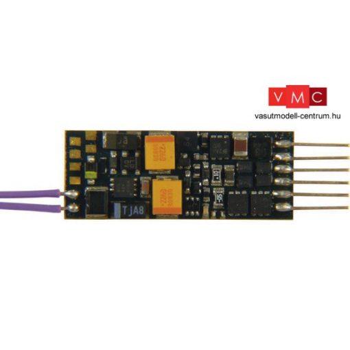 Fleischmann 687701 Hangdekóder, 6-tűs (NEM651) csatlakozóval, ZIMO MX649N (N/TT)