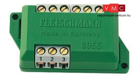 Fleischmann 6955 Kapcsolórelé, 3 A 25 V