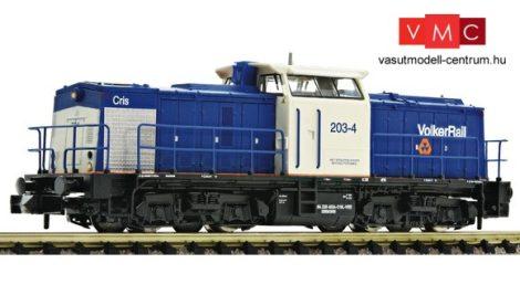 Fleischmann 721105 Dízelmozdony BR 203 (ex DR V100), Volker Rail (E5-6)