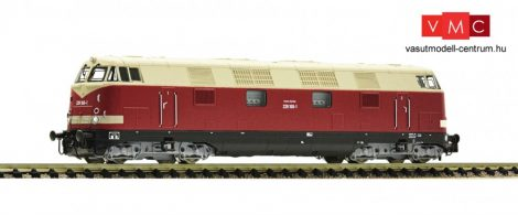 Fleischmann 721472 Dízelmozdony BR 228, Sparlackierung festéssel, DB-AG (E5) (N) - Sound