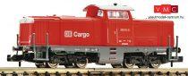 Fleischmann 723008 Dízelmozdony BR 212, közlekedésvörös, DB-AG (E5) (N)