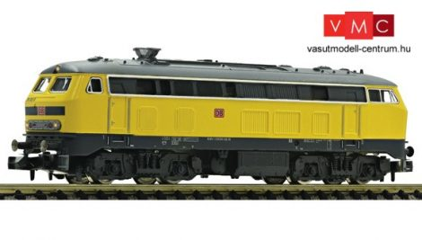 Fleischmann 723606 Dízelmozdony BR 218 392-9, sárga, DB-Netz (E6)