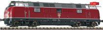 Fleischmann 725079 Dízelmozdony BR 221, piros, DB (E4) (N) - Sound