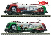 Fleischmann 731189 Villanymozdony Rh 1116 159-5 Taurus, Brennerbahn Jubiläum, ÖBB (E6) - Soun