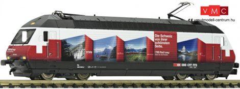Fleischmann 731396 Villanymozdony Re 460 048-2, RailAway reklámfestéssel, SBB (E6) - Sound