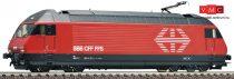 Fleischmann 731399 Villanymozdony Re 460, piros, SBB (E6) (N) - Sound