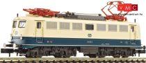 Fleischmann 733501 Villanymozdony, BR 110, DB, bézs/kék (N)