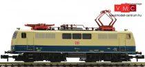 Fleischmann 734606 Villanymozdony BR 111, óceánkék/bézs, DB-AG (E5) (N)