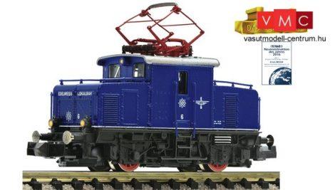 Fleischmann 737184 Fogaskerekű villanymozdony E 69, kék, Edelweiß-Privatbahn (E3) - DCC dekóderrel
