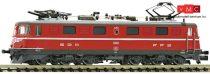 Fleischmann 737293 Villanymozdony Ae 6/6 Kantonslok, SBB