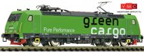 Fleischmann 738807 Villanymozdony Re 1426, Green Cargo SJ