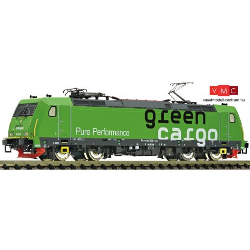 Fleischmann 738877 Villanymozdony Re 1426, Green Cargo SJ (E6) (N) - Sound