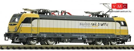 Fleischmann 738972 Villanymozdony Rh 487, TRAXX 3, swiss rail traffic (E6) - Sound