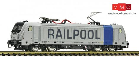 Fleischmann 738974 Villanymozdony BR 187, Railpool (E6) (N) - Sound
