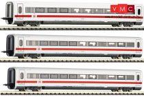 Fleischmann 744202 Nagysebességű villamos motorvonat 3-részes betéktocsi készlet, ICE-1, D