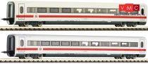 Fleischmann 744302 Nagysebességű villamos motorvonat betéktocsi-pár, ICE-1, DB- AG (E6) (N)