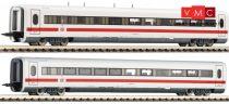 Fleischmann 744502 Nagysebességű villamos motorvonat betétkocsi-pár, ICE-1, DB-AG (E6) (N)