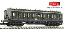Fleischmann 804402 Oldalfellépős négytengelyes személykocsi fékházzal, C4tr pr04, 3. osztály, DRG (E2) (N)