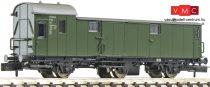 Fleischmann 806801 Oldalfellépős háromtengelyes poggyászkocsi, DB (E3) (N)