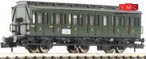 Fleischmann 807002 Oldalfellépős háromtengelyes személykocsi, 2. osztály, DB (E3) (N)
