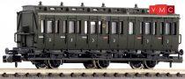 Fleischmann 807006 Oldalfellépős háromtengelyes személykocsi, 2. osztály, DRG (E2) (N)