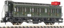 Fleischmann 807101 Oldalfellépős személykocsi fékházzal, 2. osztály, DB (E3) (N)