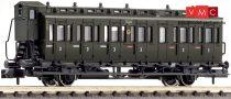 Fleischmann 807104 Oldalfellépős személykocsi fékházzal, 3. osztály, DRG (E2) (N)