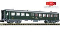 Fleischmann 813907 Személykocsi, négytengelyes B, 2. osztály, SBB (E3) - második pályaszá