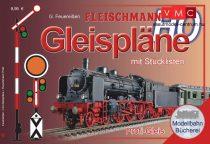 Fleischmann 81398 Pályatervfüzet a Fleischmann Profi sínrendszerhez (H0) - német nyelven