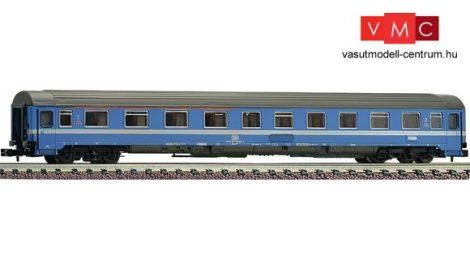 Fleischmann 814438 Személykocsi, négytengelyes Eurofima 1./2. osztály, kék kísérleti fest