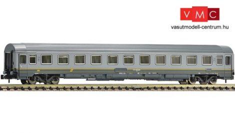 Fleischmann 814453 Személykocsi, négytengelyes gyorsvonati Eurofima, 2.osztály, FS, szürke,
