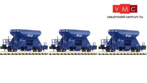 Fleischmann 822913 3-tlg. Schotterwagen-Set Bauart Fccpps, NS