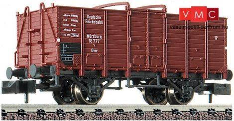 Fleischmann 826002 Nyitott magas oldalfalú teherkocsi, Ovw, DRG (E2) (N)