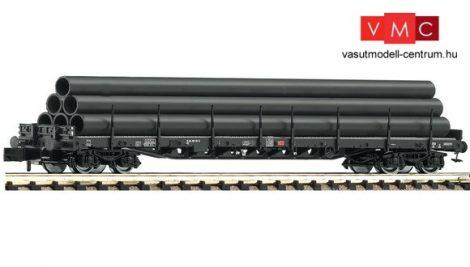 Fleischmann 826809 Rakoncás négytengelyes teherkocsi, Rs 684, cső rakománnyal, DB-AG (E5) (